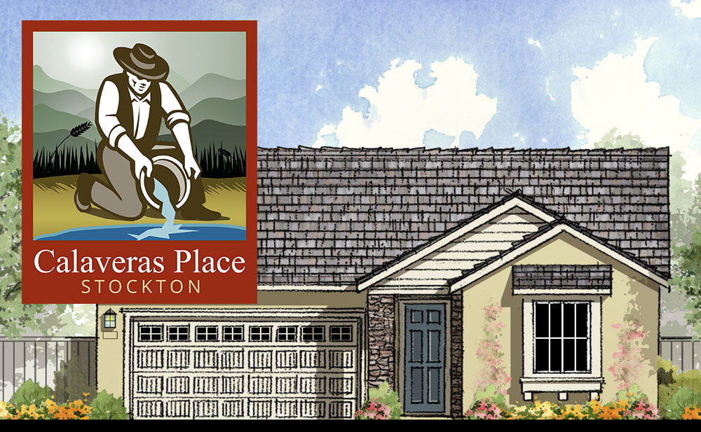 Calaveras Place in Stockton – <br/>Now Open For Sales