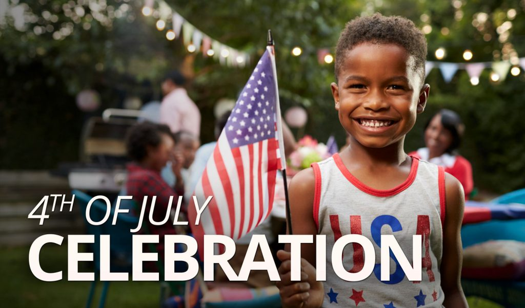 Here's how to Celebrate the 4th of July