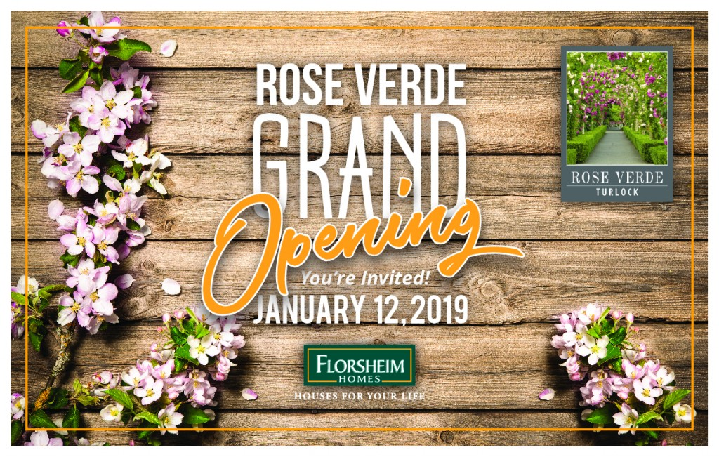 ROSE VERDE GRAND OPENING