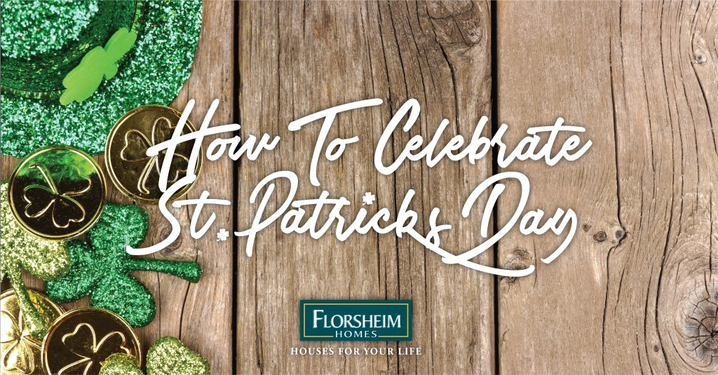 LOCAL IS LUCKY THIS ST. PATRICK'S DAY