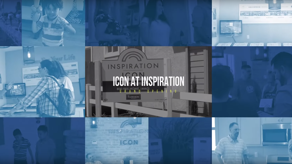 Cul-de-Sac Living Available at Final Icon at Inspiration Homesites